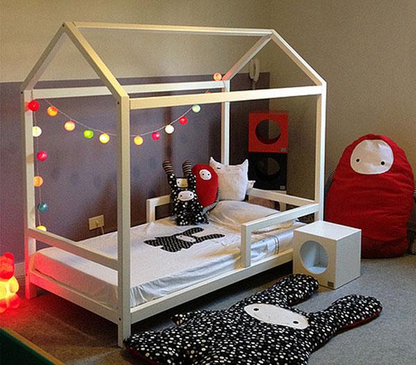 Cama infantil no itaim sp baby rooms for Cama infantil